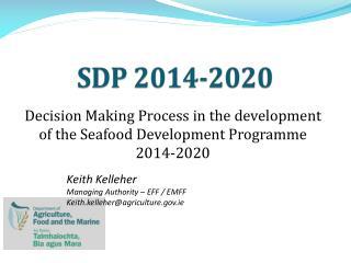 SDP 2014-2020