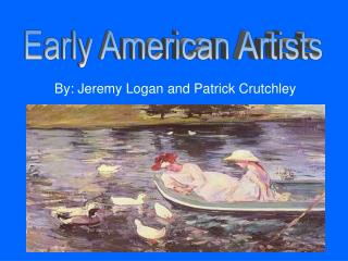 Early American Art