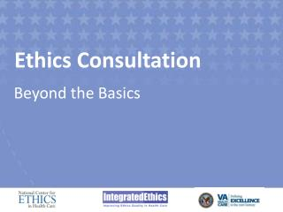 Ethics  Consultation