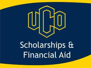Scholarships & Financial Aid