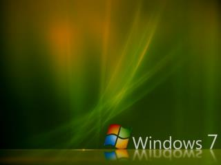 Windows 7 at NDSU