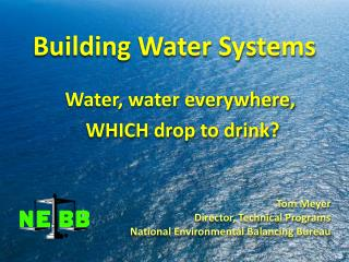 Building Water Systems