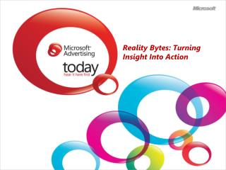 Reality Bytes: Turning Insight Into Action