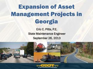 Expansion of Asset Management Projects in Georgia