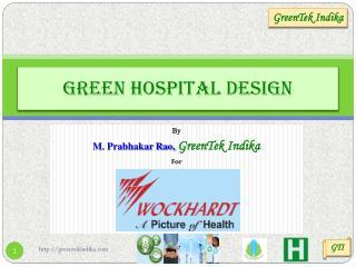 Green Hospital Design