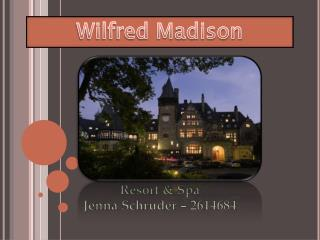 Wilfred Madison
