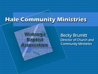 Hale Community Ministries