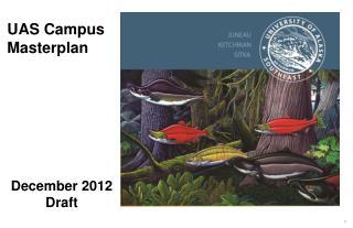 UAS Campus Masterplan
