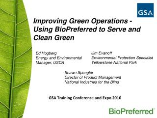 GSA�Training Conference and Expo�2010