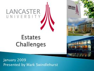 Estates Challenges
