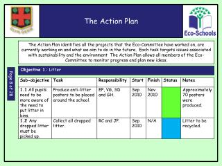 The  Action Plan
