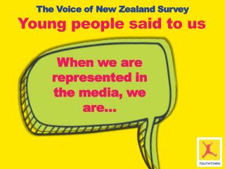The Voice of New Zealand Survey