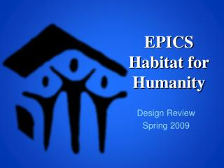 EPICS Habitat for Humanity