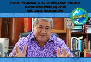 Conference on Small Island Developing States � Accommodation 2014