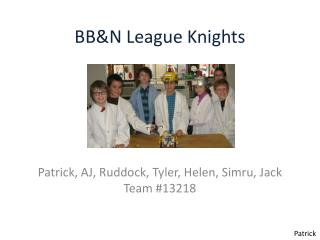 BB&N League Knights