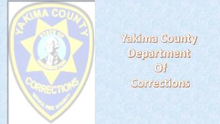 Yakima County  Department  Of Corrections