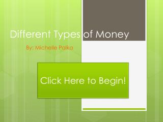 Different Types of Money