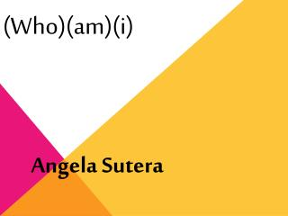 Angela Sutera