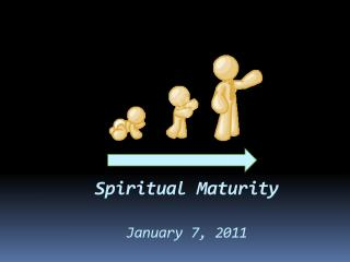 Spiritual Maturity January 7, 2011