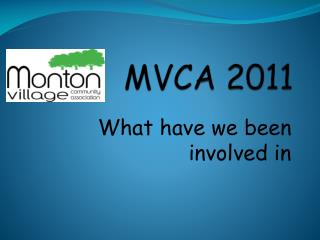 MVCA 2011