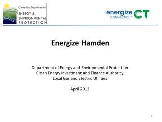 Energize  Hamden