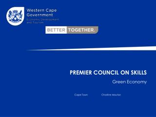 Premier council on skills