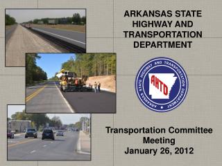 ARKANSAS STATE HIGHWAY AND TRANSPORTATION DEPARTMENT