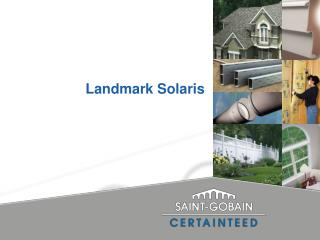 Landmark Solaris