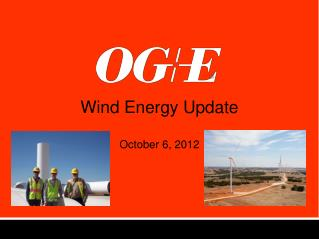 Wind Energy Update October  6,  2012