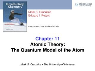 Chapter 11 Atomic Theory: The Quantum Model of the Atom