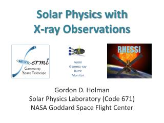 Solar Physics  with X-ray  Observations