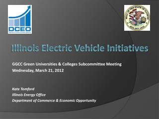 Illinois Electric Vehicle Initiatives