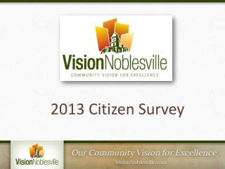 2013 Citizen Survey