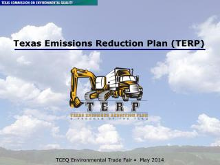 Texas Emissions Reduction Plan (TERP)