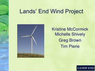 Lands' End Wind Project