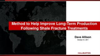 Method to Help Improve Long-Term Production Following Shale Fracture Treatments