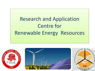 Research and Application Centre for Renewable Energy Resources