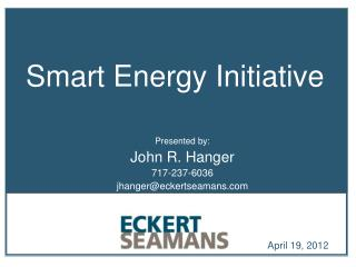 Smart Energy Initiative