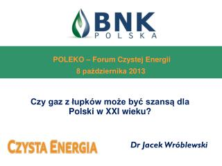 Dr Jacek Wróblewski