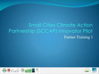 Partner Training 1