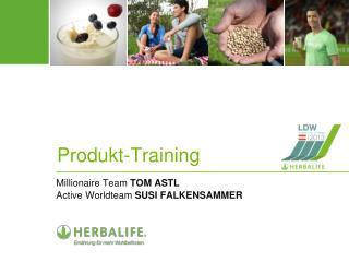 Produkt-Training