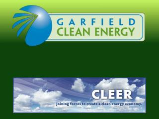CLEER works to accelerate the transition to a clean energy economy, increase energy independence and reduce the impacts