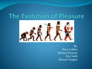 The Evolution of Pleasure