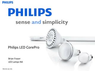 Philips LED CorePro