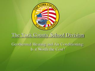The York County School Division