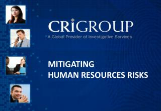 Mitigating  Human Resources Risks
