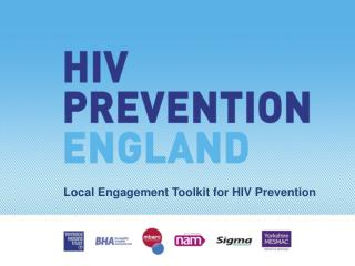 Local  Engagement Toolkit for HIV Prevention