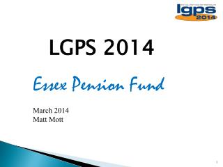 LGPS  2014