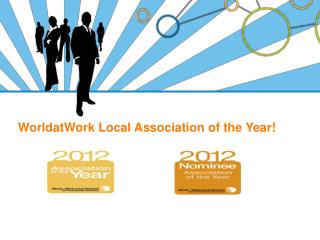WorldatWork Local Association of the Year!