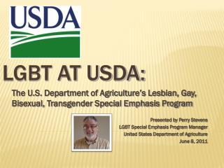 LGBT at USDA: